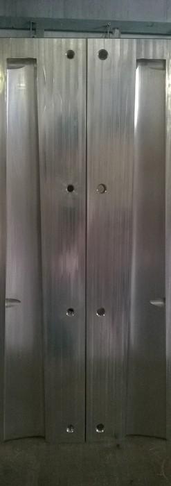 spampi alluminio
