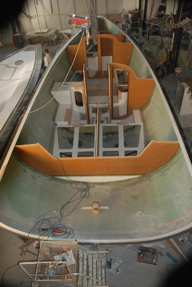 Boat Construction Materials : Bonin versione kit